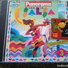 CDs de Musique: CD -- PANORAMA CON LA SALSA -- Nº 3 -- . Lote 113842023