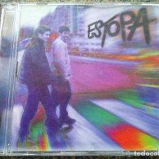 CDs de Música: CD -- ESTOPA -- ESTOPA -- . Lote 113843815