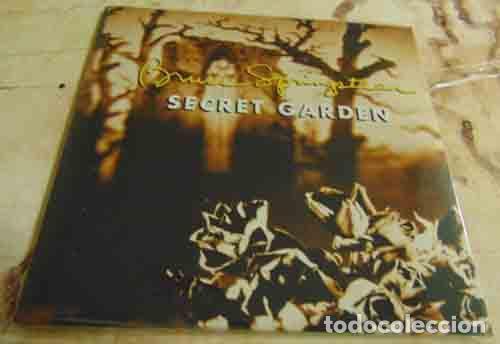 BRUCE SPRINGSTEEN – SECRET GARDEN - CDSINGLE PROMO (Música - CD's Rock)
