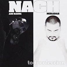 CDs de Música: NACH - ARS MAGNA / MIRADAS DIGIPACK 2 CD NUEVO PRECINTADO DE FABRICA. Lote 113888223