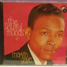 CDs de Música: THE SOULFUL MOODS OF MARVIN GAYE - CD EDICIÓN JAPONESA. Lote 113906703