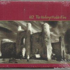 CDs de Música: U2 CD DIGIPACK THE UNFORGETTABLE FIRE EL PAIS-ESPAÑA 2015.PRECINTADO. Lote 113910259
