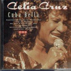 CDs de Música: CELIA CRUZ. CUBA BELLA CD 2. Lote 113931287