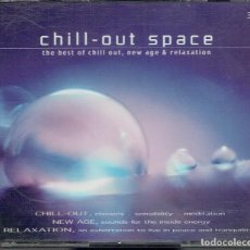 CDs de Música: CHILL-OUT SPACE. Lote 113933415
