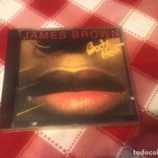 CDs de Música: JAMES BROWN ?– BODY HEAT, 1988. Lote 113948783