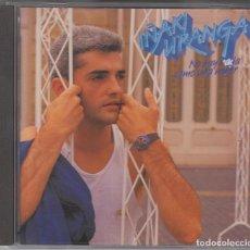 CDs de Música: IÑAKI URANGA CD NO HAY NADA COMO UNA MUJER 1988 POLYDOR MOCEDADES. Lote 180016448