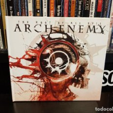 CDs de Música: ARCH ENEMY - THE ROOT OF ALL EVIL - LIMITED EDITION. Lote 114014031