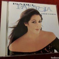 CDs de Música: ISABEL PANTOJA CD AMOR ETERNO. Lote 114014630