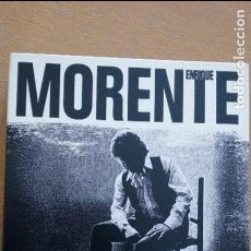 CDs de Música: ENRIQUE MORENTE - PACK 5 CD - FLAMENCO - EDICIÓN LTD DIGIPACK . Lote 114031815