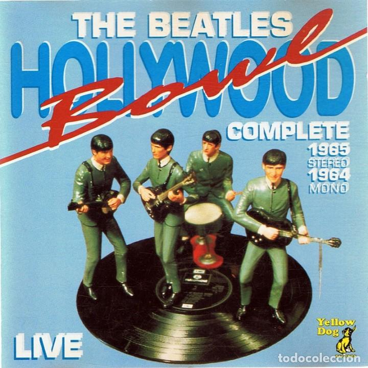 THE BEATLES HOLLYWOOD BOWL COMPLETE 1965 STEREO & 1964 MONO (Música - CD's Rock)