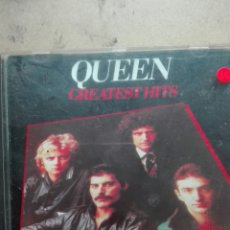CDs de Música: QUEEN GREATEST HITS. Lote 114073299