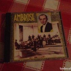CDs de Música: AMBROSE , 1989. Lote 114096651