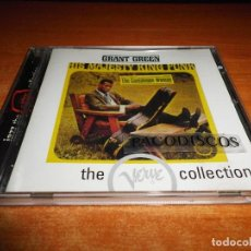 CDs de Música: GRANT GREEN HIS MAJESTY KING FUNK DONALD BYRD UP WITH DONALD BYRD CD ALBUM VERVE COLLECTION SPAIN. Lote 114112399