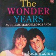 CDs de Música: VARIOUS ?– THE WONDER YEARS - AQUELLOS MARAVILLOSOS AÑOS. Lote 114119151