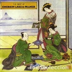 CDs de Música: EMERSON, LAKE & PALMER ?– THE BEST OF EMERSON LAKE & PALMER. Lote 114119591
