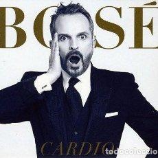 CDs de Música: MIGUEL BOSE CARDIO CD NUEVO Y PRECINTADO. Lote 114138715