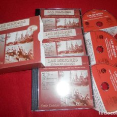 CDs de Música: LAS MEJORES JOTAS DE ARAGON 3CD 2003 EDICION ESPAÑOLA SPAIN RECOPILATORIO JOTA ARAGON ZARAGOZA. Lote 114161095