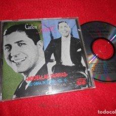 CDs de Musique: CARLOS GARDEL AQUELLAS FARRAS VOL. 12 CD 1991 EDICION SUIZA. Lote 114165475