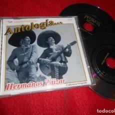 CDs de Musique: HERMANOS ZAIZAR ANTOLOGIA... CD 2002 EDICION MEXICO. Lote 114175479