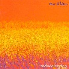 CDs de Música: C.D. MAR ETÍLICO (GÉRMENES). Lote 114210131