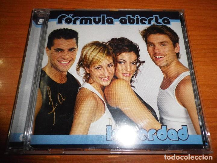 Formula Abierta La Verdad Cd Album Año 2003 13 Vendido En Venta