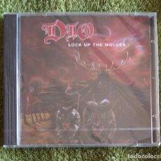 CDs de Música: DIO - LOCK UP THE WOLVES CD NUEVO Y PRECINTADO - HEAVY METAL. Lote 114225051