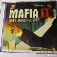 CDs de Música: CD MAFIA II OFFICIAL ORCHESTRAL SCORE 2K GAMES. Lote 114226479