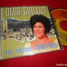 CDs de Música: OLGA GUILLOT MIS MEJORES BOLEROS CD 1996 EDICION ESPAÑOLA SPAIN. Lote 114247299