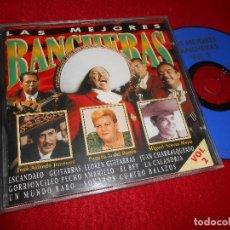 CDs de Música: LAS MEJORES RANCHERAS VOL.2 CD 1995 EDICION ESPAÑOLA SPAIN RECOPILATORIO PEDRO INFANTE+J.SOLIS+ETC. Lote 114253307