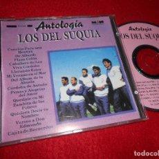 CDs de Música: LOS DEL SUQUIA ANTOLOGIA CD 1995 EDICION AMERICANA USA. Lote 114253399