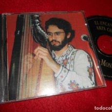 CDs de Música: JULIO MONTERO EL ENCANTO DEL ARPA CRIOLLA CD 1993 EDICION ESPAÑOLA SPAIN. Lote 114253859