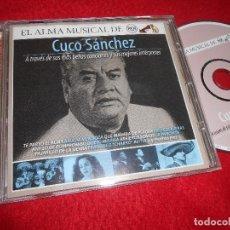CDs de Música: CUCO SANCHEZ CD 2004 EDICION MEXICO RECOPILATORIO MIGUEL ACEVES MEJIA+PEDRO VARGAS+ETC. Lote 114254055
