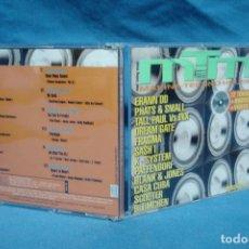 CDs de Música: - MTM - MAKINA TECHNO - HOUSE AÑO 2001. Lote 114260031