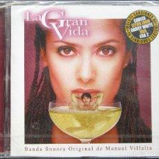 CDs de Música: LA GRAN VIDA - BSO - MANUEL VILLALTA. Lote 114260831