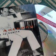 CDs de Música: CD-SINGLE PROMOCION DE MARC ANTHONY . Lote 114263167
