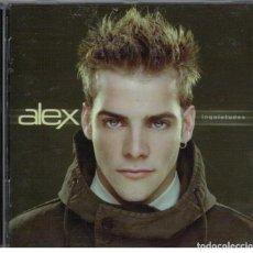 CDs de Música: ALEX-CD INQUIETUDES. Lote 114272695