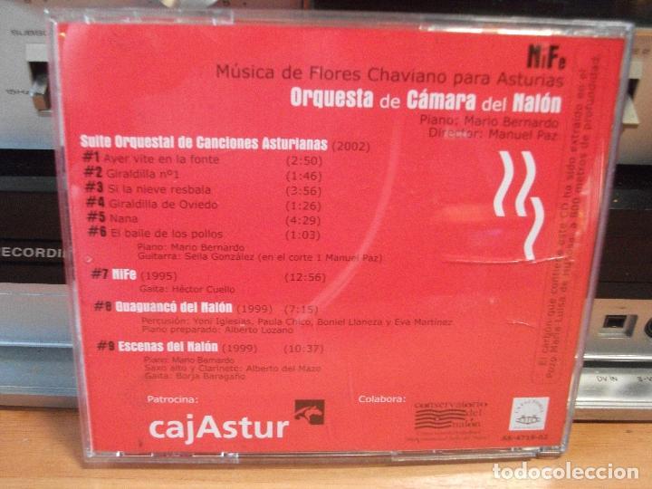 CDs de Música: ORQUESTA DE CAMARA DEL NALON SUITE ORCHESTAL DE CANCIONES ASTURIANAS + 3 CD ALBUM pepeto - Foto 2 - 114284699