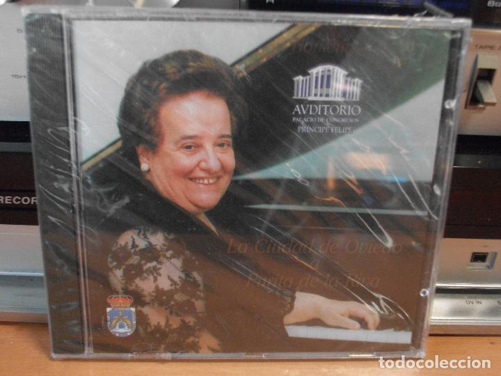 HOMENAJE A PURITA DE LA RIVA CD ALBUM PRECINTADO ASTURIAS (Música - CD's Latina)