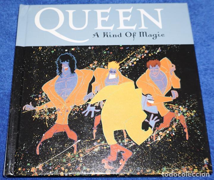 A KIND OF MAGIC - QUEEN - EMI (Música - CD's Pop)