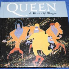 CDs de Música: A KIND OF MAGIC - QUEEN - EMI. Lote 114316323
