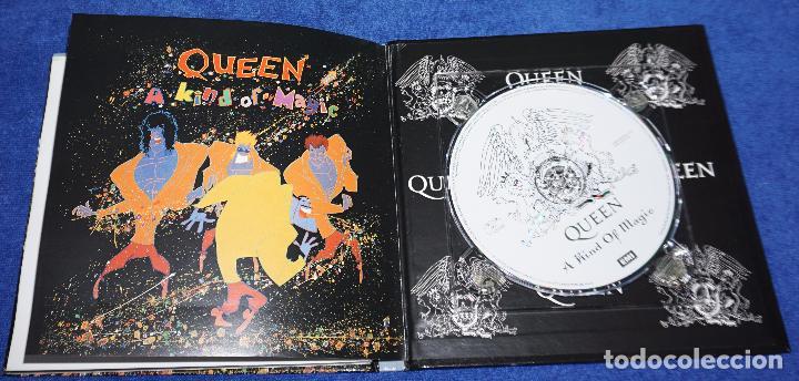 CDs de Música: A kind of magic - Queen - EMI - Foto 2 - 114316323