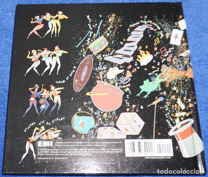 CDs de Música: A kind of magic - Queen - EMI - Foto 3 - 114316323