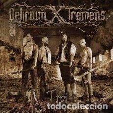 CDs de Música: DELIRIUM X TREMENS - TROI -THRASH METAL. Lote 114353943