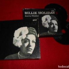 CDs de Música: BILLIE HOLIDAY STORMY WEATHER 2CD 2001 EDICION EU. Lote 114356487