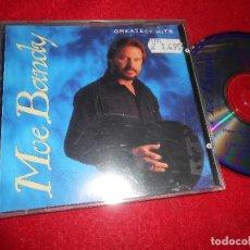 CD di Musica: MOE BANDY GREATEST HITS CD 1990 EDICION AMERICANA USA. Lote 114358731