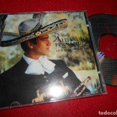 CDs de Música: ALEJANDRO FERNANDEZ QUE SEAS MUY FELIZ CD 1996 EDICION ESPAÑOLA SPAIN. Lote 114360579