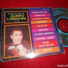 CDs de Musique: OLIMPO CARDENAS VOL.III CD EDICION AMERICANA USA. Lote 114361663