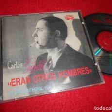 CDs de Musique: CARLOS GARDEL ERAN OTROS HOMBRES VOL.5 CD 1990 EDICION EU. Lote 114362659