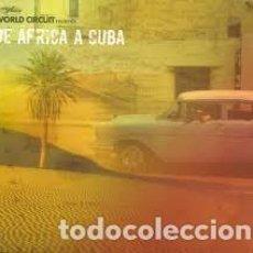 CDs de Música: CD. DE AFRICA A CUBA . Lote 114395407