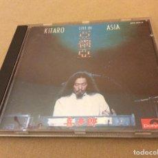 CDs de Música: KITARO – LIVE IN ASIA. 1984.. Lote 114399503